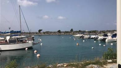 Port de Grand Bourg Marie Galante